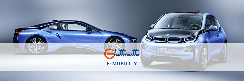 e-mobility, barcella, barcella elettroforniture, bergamo, fiera, bmw